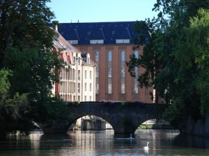 Moselbrücke Metz