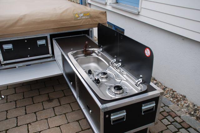 Outer Ridge Quest Küche