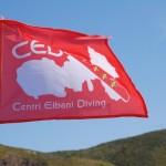 die Vereinigung der Tauchbasen auf Elba