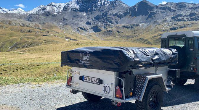 Falterladen Expedition Offroad gebraucht